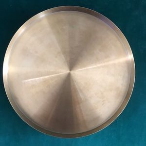 Other - Brass Serving Tray
